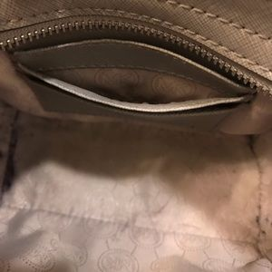 Michael Kors Bags - Michael Kors Grey Crossbody Bag
